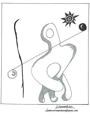 Picasso Poster by Jerry Conner