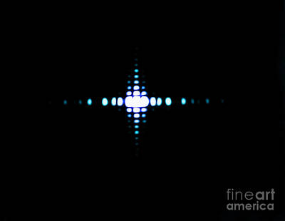 Fraunhofer Diffraction Poster by Omikron