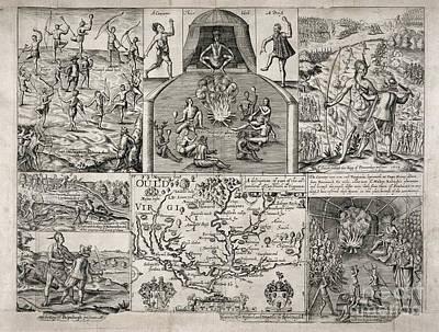 John Smith (1580-1631) Poster by Granger