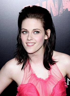 Kristen Stewart At Arrivals For The Poster