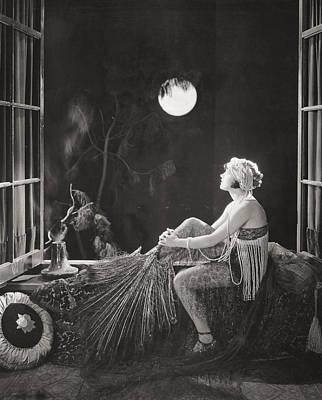 Silent Film Still: Costume Poster by Granger
