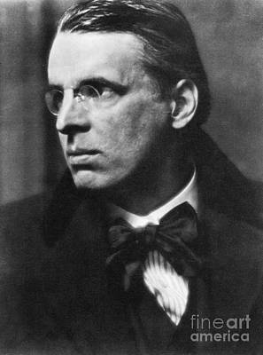 William Butler Yeats Poster by Granger