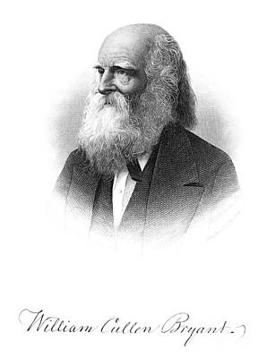 William Cullen Bryant Poster