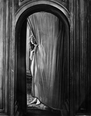 Silent Film Still: Woman Poster by Granger
