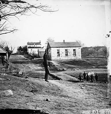 Civil War: Bull Run, 1861 Poster by Granger