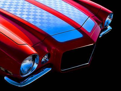 '71 Camaro Poster by Douglas Pittman