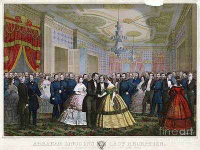 Abraham Lincoln (1809-1865) Poster by Granger