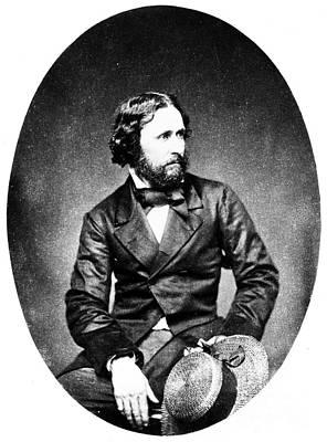 John C. Fremont (1813-1890) Poster