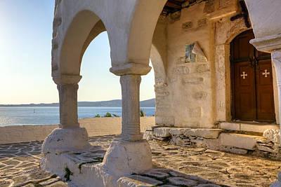 Paros - Cyclades - Greece Poster