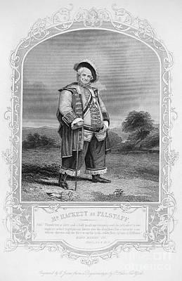 Shakespeare: Henry Iv Poster