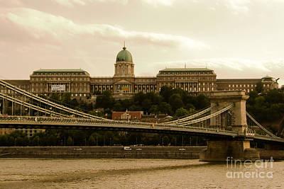 A Bridge To Palace Poster