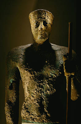 A Copper Statue Of Pepi I, The Last Poster