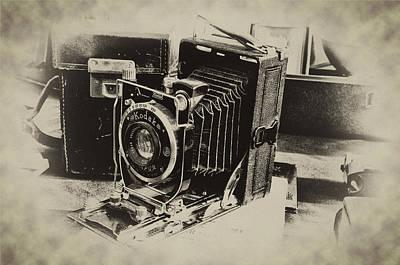 A Kodak Moment Poster by Bill Cannon