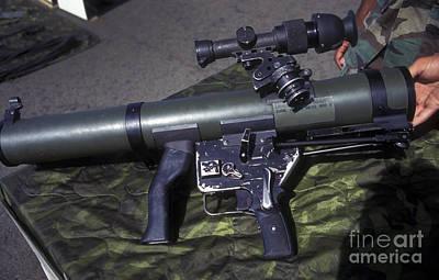 A Mk 153 Mod 0 83mm Assault Rocket Poster