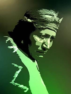 A Navajo Indian Poster by Lisa Berton
