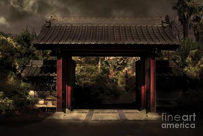 A Samurai.s Menagerie . Golden Cut . 7d12779 Poster