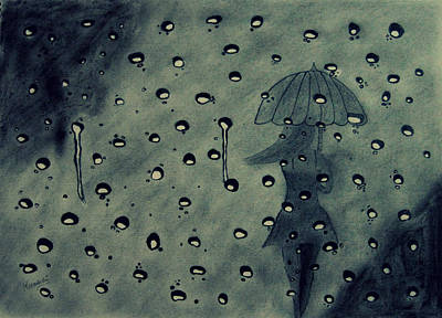 A View After The Rains Poster by Mischa Art and More