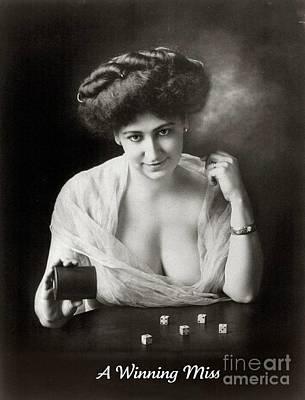 A Winning Miss 1911 Poster