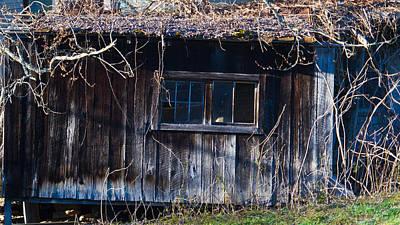 Abandoned Farm House Addition  Poster by Douglas Barnett