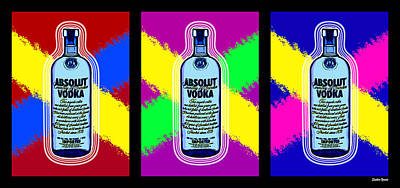 Absolut Poster by Stephen Younts