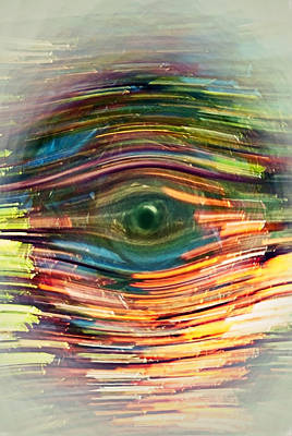Abstract Eye Poster