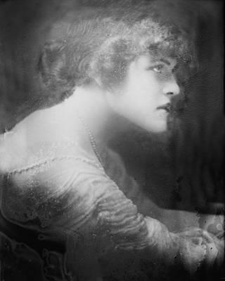 Ada Sullivan, Early 1900s Glamor Girl Poster by Everett