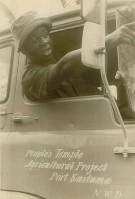 African American Worker In A Truck Poster by Everett