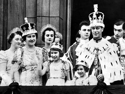 After Coronation Ceremonies, The Royal Poster by Everett