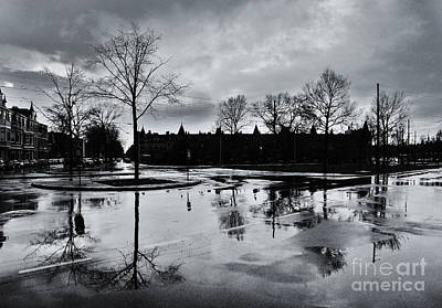 Den Haag After The Rain Poster