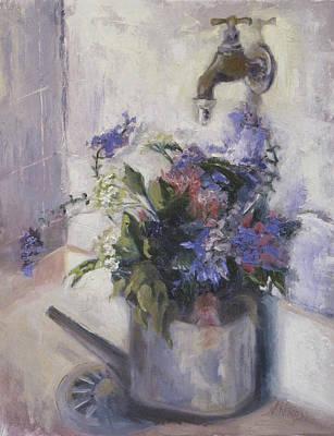 Agnes Floral Poster