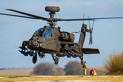 Ah64 Apache Poster