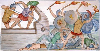 Ajax: Trojan War Poster by Granger
