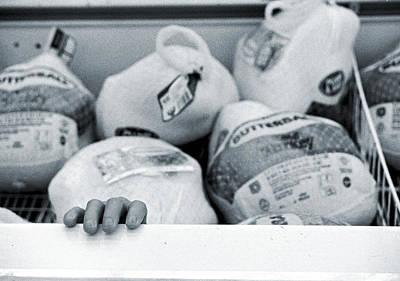 Albertsons Supermarket Austin Tx Poster by Julie VanDore