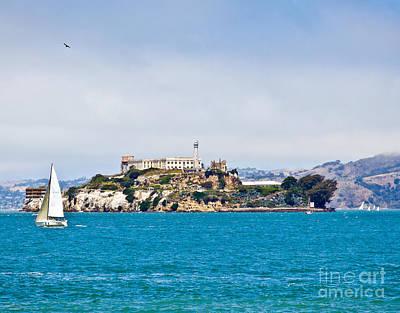 Alcatraz - San Francisco Poster