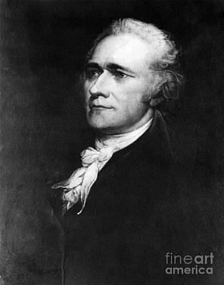 Alexander Hamilton, American Patriot Poster