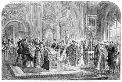 Alexander IIi: Wedding Poster