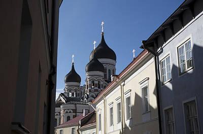 Alexander Nevsky Cathedral Poster