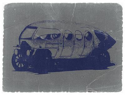 Alfa Romeo Poster by Naxart Studio
