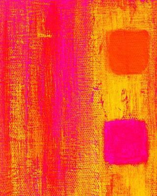 Alternate Feelings Poster by James Mancini Heath