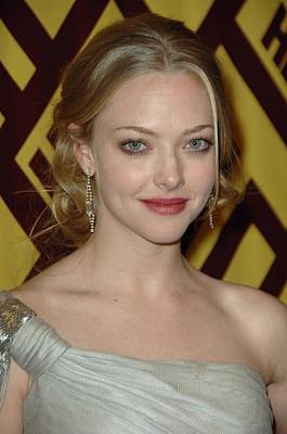 Amanda Seyfried At Arrivals For After Poster by Everett