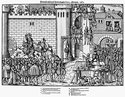 Amboise Conspiracy, 1560 Poster by Granger