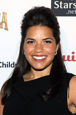 America Ferrera At Arrivals For Save Poster