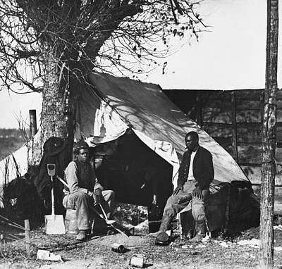 American Civil War, Contraband Poster