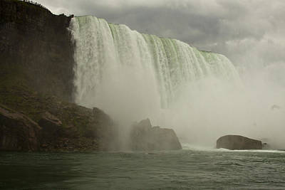 Poster featuring the photograph American Falls by Darleen Stry