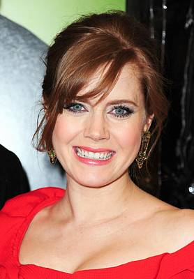 Amy Adams At Arrivals For Leap Year Poster