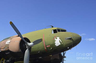 An Ac-130u Spooky Gunship Poster by Stocktrek Images