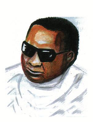 Andre Marie Tala Poster by Emmanuel Baliyanga
