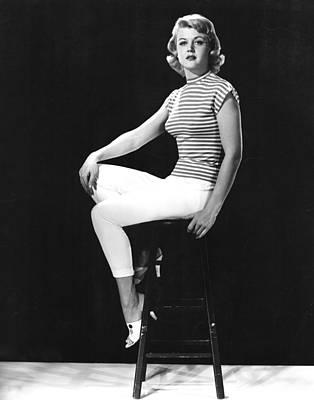 Angela Lansbury, 1950s Poster