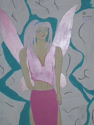 Anjelita Poster by Robert Bowes