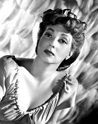 Ann Sothern, Publicity Photo Poster by Everett